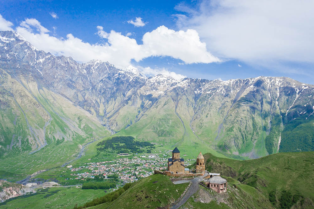 Tour in Kazbegi (Tbilisi)