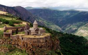 Otwarcie Armenii (z Tbilisi)