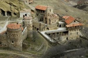 Święte miejsca Gruzji: Dawid Garedży (z Tbilisi)