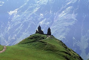 Tour in Kazbegi (from Bakuriani)
