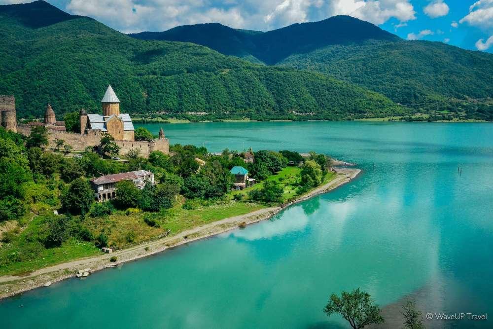 Air Tbilisi 8 days