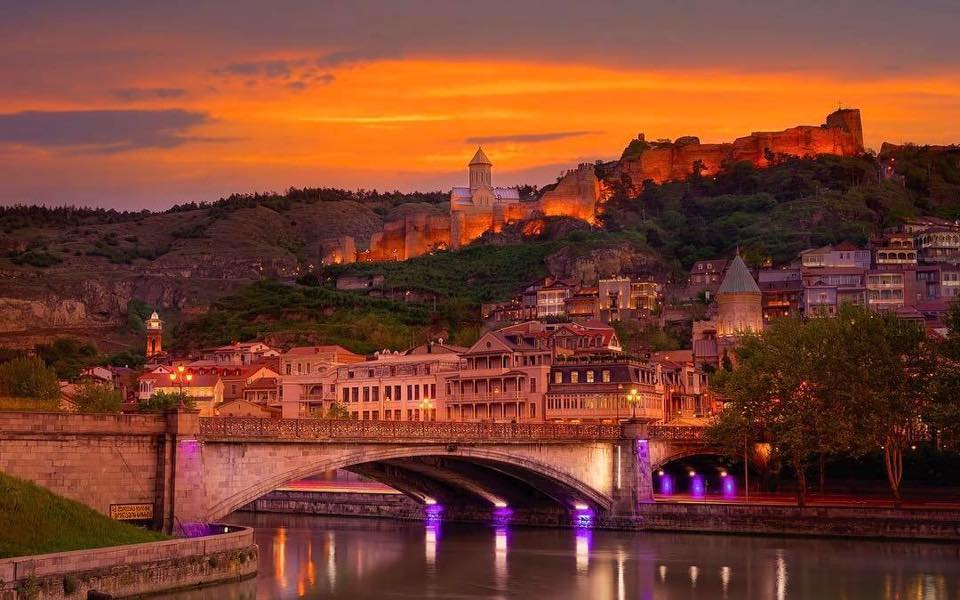 Air Tbilisi 3 days