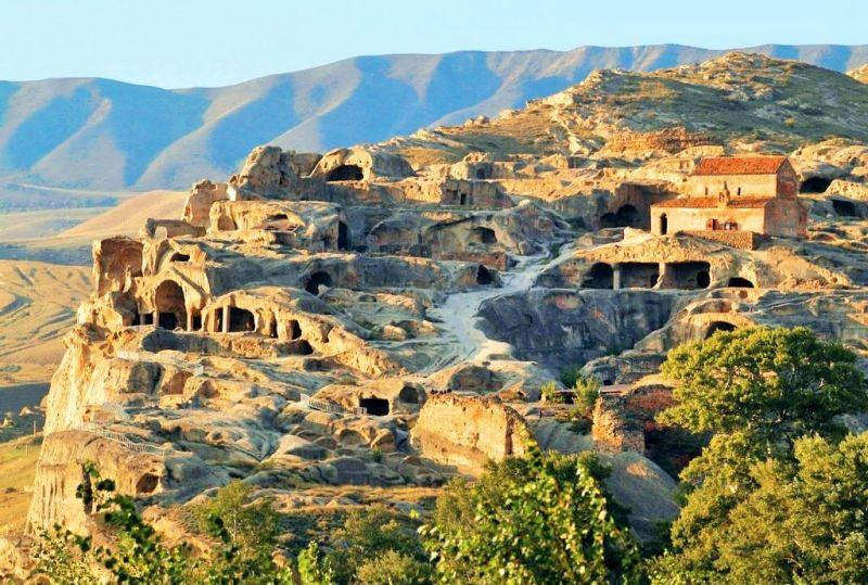 Excursion transfer Uplistsikhe – Gori – Mtskheta – Tbilisi (from Gudauri)