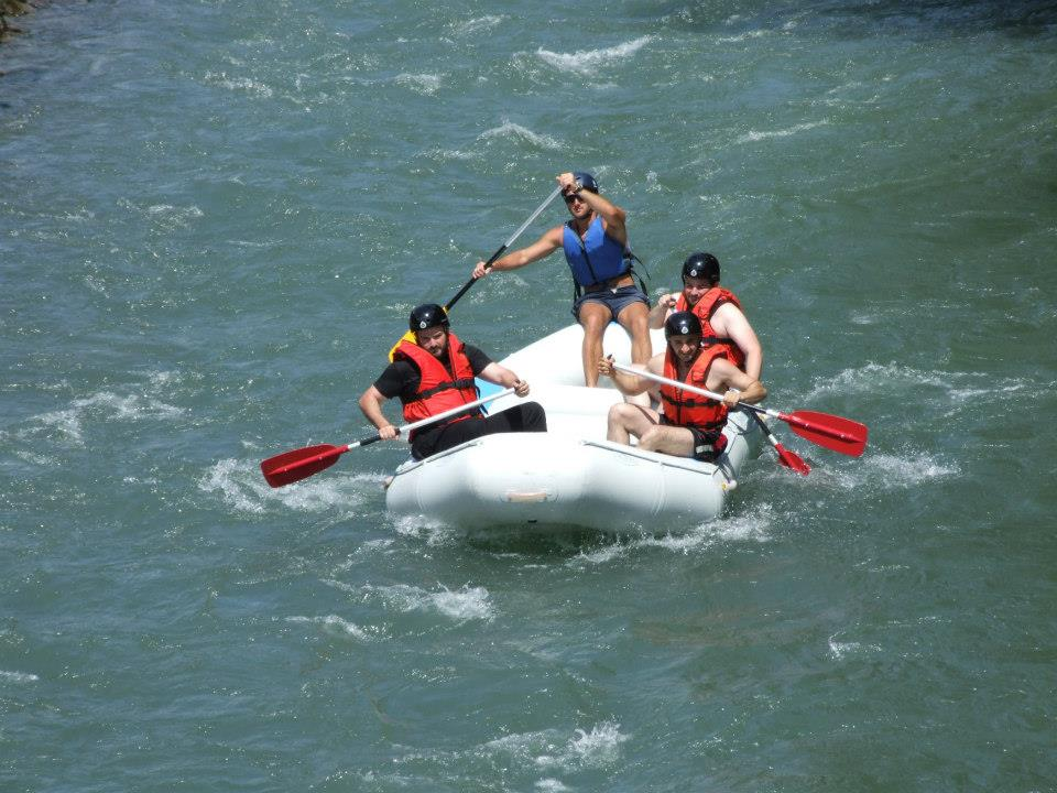 Rafting (from Batumi)
