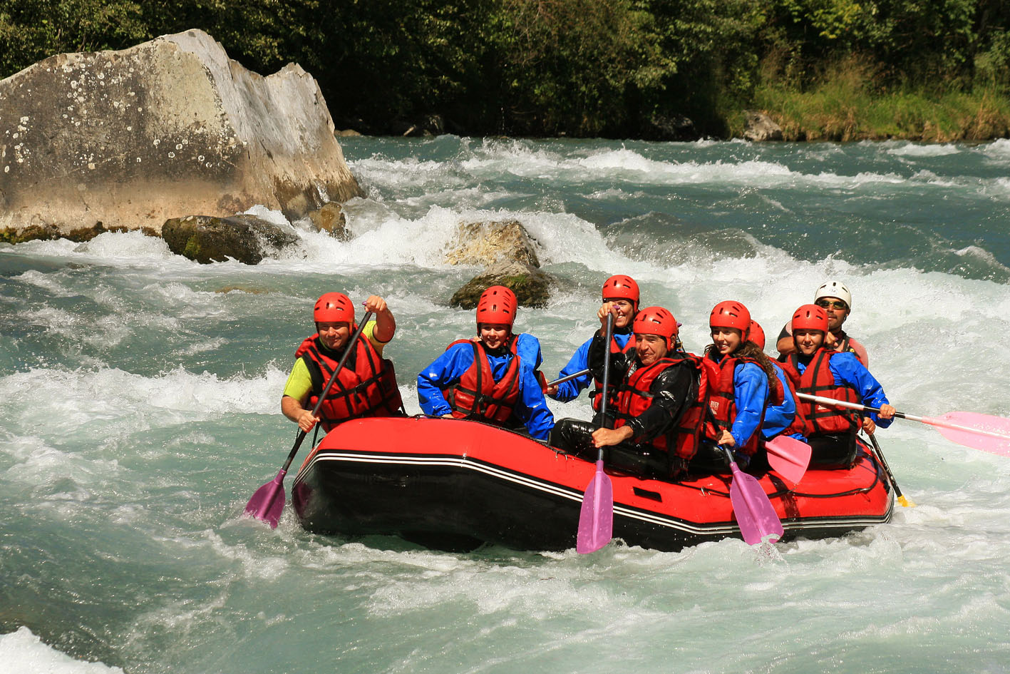 Rafting (from Batumi)